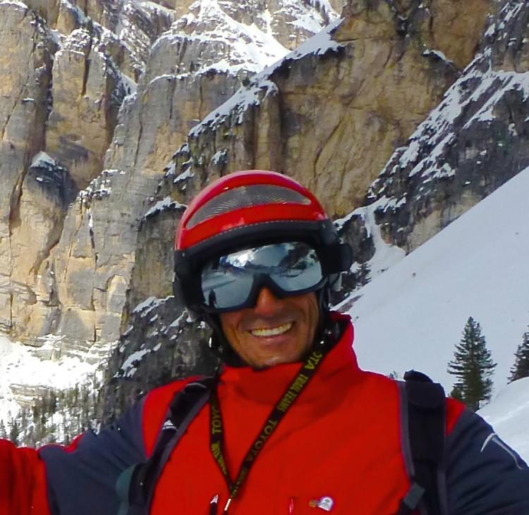 Photo of Ski Guide Luigi Chiarani