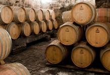 barrel cellar
