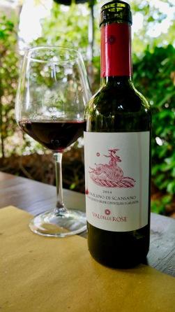 vino morellino di scansano
